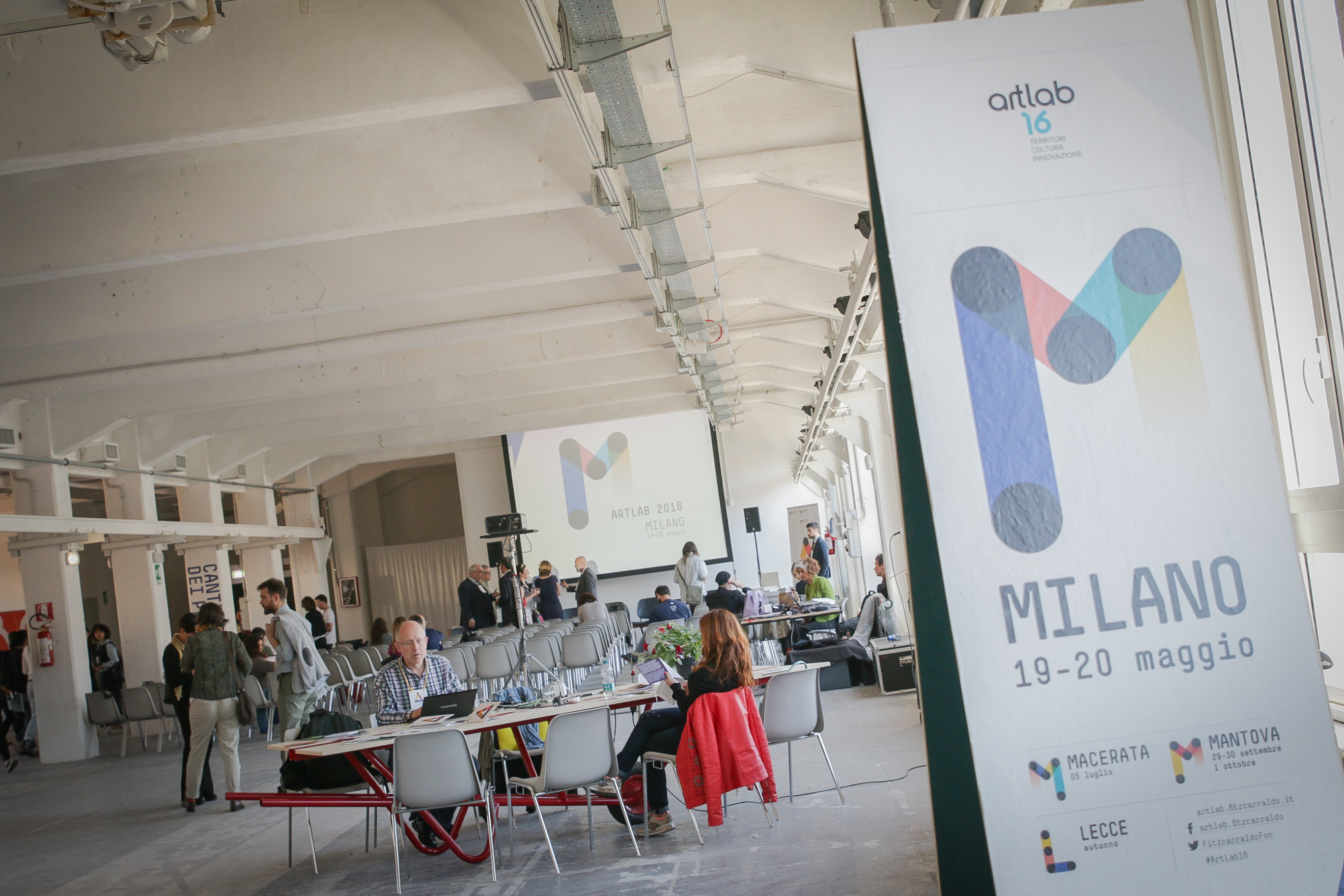 Imprese culturali e creative a confronto: parte da Milano l'undicesima edizione di ArtLab 16