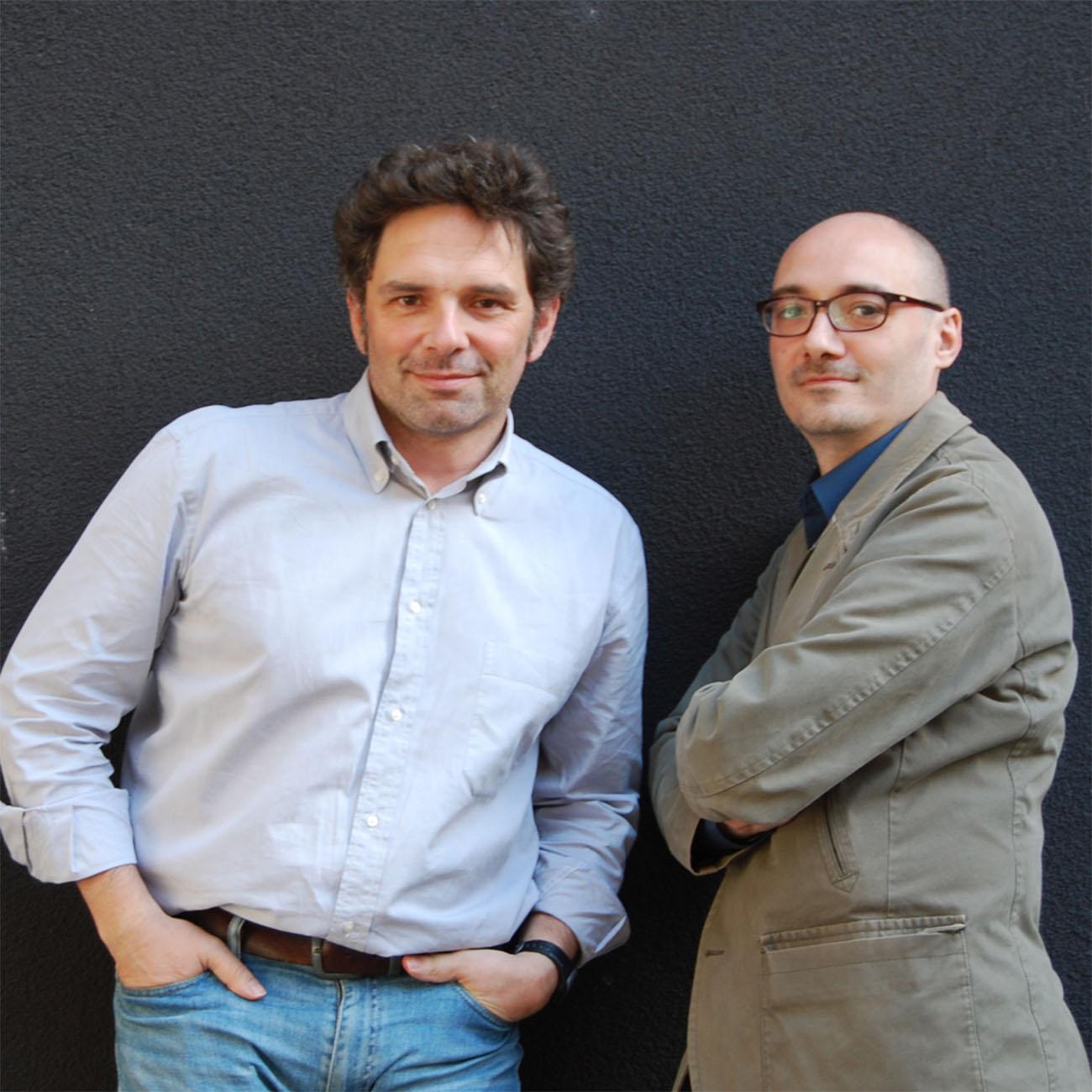 I fondatori di MeetMuseum