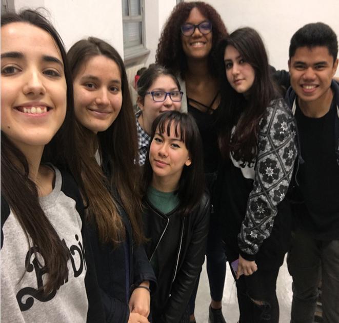 Un viaggio su misura. Il project work sull'inclusione sociale degli studenti del Liceo Artistico Caravaggio di Milano.